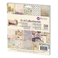 Prima - French Riviera - 6x6 Collection Kit
