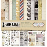 7 Dots Studio - Air Mail - Collection Kit