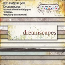 7 Dots Studio - Dreamscapes - Designer Pad
