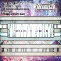 7 Dots Studio - Northern Lights - Designer Pad
