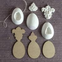 Prima - Relics & Artifacts - Imperial Eggs