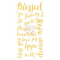 Prima - Rub-Ons - Blessed Words