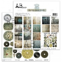 AB Studio - Behind The Doors - Collection Kit