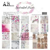 AB Studio - Enchanted Flowers - Collection Kit