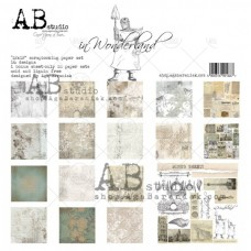 AB Studio - In Wonderland - Collection Kit