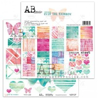 AB Studio - Over The Rainbow - Collection Kit
