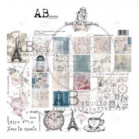 AB Studio - Shabby Love Symphony - Collection Kit