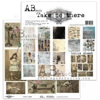 AB Studio - Take Me There - Collection Kit