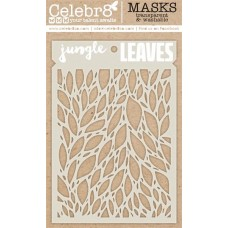 Celebr8 - Stencil - Jungle Leaves