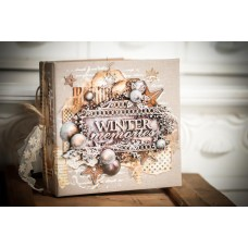 Art Dorota Classes and Kits - Winter Memories Album - online class