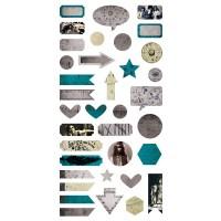 7 Dots Studio - Fortune-teller - Die-cut Elements
