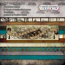 7 Dots Studio - Fortune-teller - Designer Pad