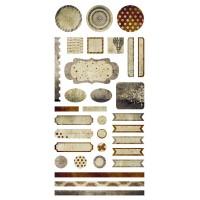 7 Dots Studio - Fortune-teller - Elements Stickers