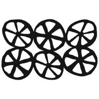 7 Dots Studio - Fortune-teller - Wheelie Mask