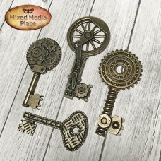 Mitform - Steampunk Keys