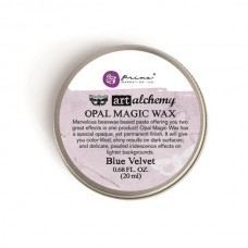 Prima - Art Alchemy - Opal Magic Wax - Blue Velvet