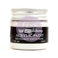 Prima - Art Alchemy - Metallique - White Pearl