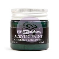 Prima - Art Alchemy - Metallique - Dark Forest