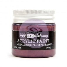 Prima - Art Alchemy - Metallique - Plum Preserves