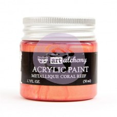 Prima - Art Alchemy - Metallique - Coral Reef