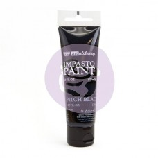 Prima - Art Alchemy - Impasto Paint - Pitch Black