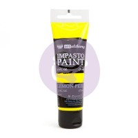 Prima - Art Alchemy - Impasto Paint - Lemon Peel