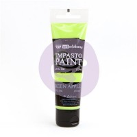 Prima - Art Alchemy - Impasto Paint - Green Apple