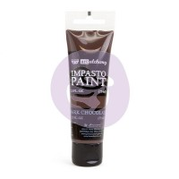 Prima - Art Alchemy - Impasto Paint - Dark Chocolate