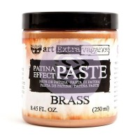 Prima - Art Extravagance - Patina Effect Paste Big Jar - Brass