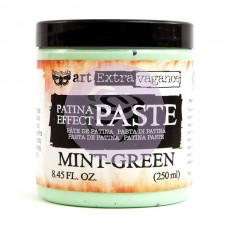 Prima - Art Extravagance - Patina Effect Paste Big Jar - Mint-Green