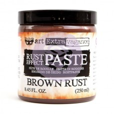 Prima - Art Extravagance - Rust Effect Paste Big Jar - Brown Rust