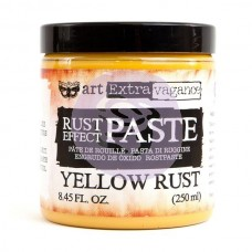 Prima - Art Extravagance - Rust Effect Paste Big Jar - Yellow Rust