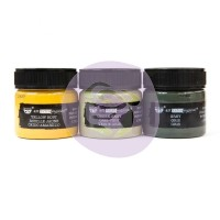 Prima - Art Extravagance - Rust Effect Paste - Military