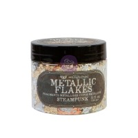 Prima - Art Ingredients - Metallic Flakes - Steampunk
