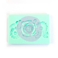 Prima - Decor Mould - Fleur
