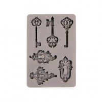 Prima - Decor Mould - Keys