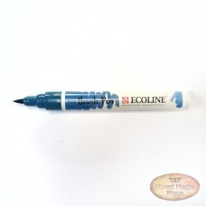 Ecoline Brush Pen - Prussian Blue 508