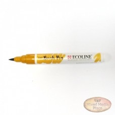Ecoline Brush Pen - Yellow Ochre 227