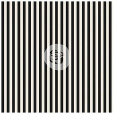 "Prima - Elementals - 12x12 White Resist Canvas ""Stripes"""
