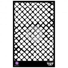 "Prima - Elementals - 6,5x10,25 Stencil ""Netting"""