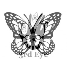 3rd Eye - Grim Butterfly Large