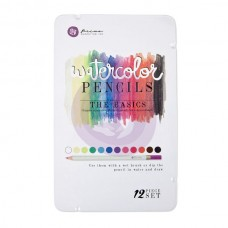 Prima - Watercolor Pencils - The Basics