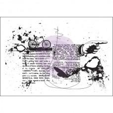 Prima - Cling Stamps - Treasured Memories 2