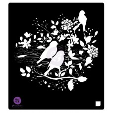 Prima - 6x6 Stencil - Birdy Nest