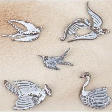 Prima - Patina Trinkets - Birds