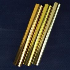 Prima - Rub-On Foil Sheets - Golden Girl