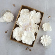 Prima - Paper Flowers - Purity 2