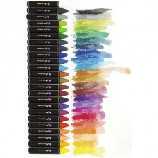 Prima - Water Soluble Oil Pastels - 24 colors