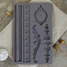 Prima - Vintage Art Décor Mould - Baroque 6