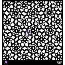 """Prima - Elementals - 12x12 Stencil """"Lace"""""""
